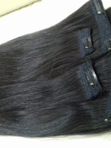 VIETNAM CLIP IN HAIR 16 INCHES STRAIGHT