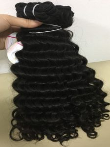 Vietnam weft machine loose curly hair