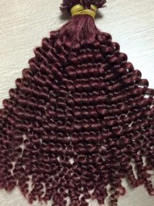 Vienam Tips hair extensions various color