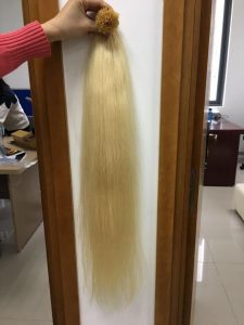 V TIPS STRAIGHT HAIR EXTENSIONS 24 INCHES COLOR 60