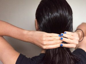 Natural hair treatments for maintenance